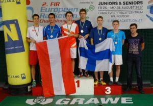 NÖTTV Juniors u21 Doubles